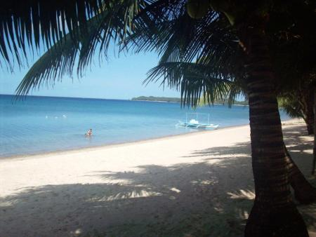 Phaidon Beach Resort,Pandan,Philippinen