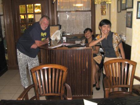 Pepito Restaurant Tuban Bali,Indonesien
