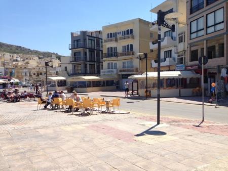 Pebbles,Marsalforn,Gozo,Malta