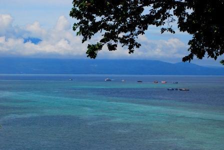 Panorama,Sulawesi,Indonesien