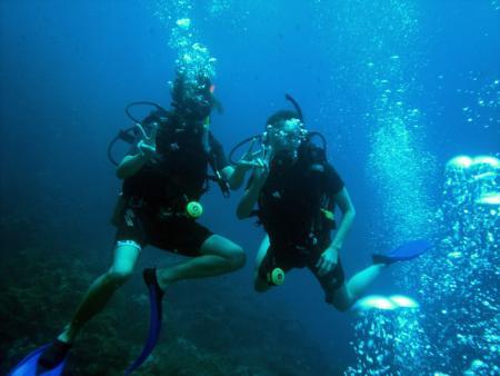 Easy Divers Bophut,Koh Samui,Golf von Thailand,Thailand