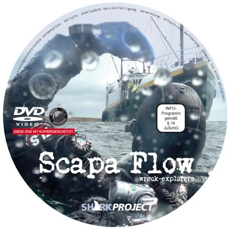 Scapa Flow,Schottland,Großbritannien