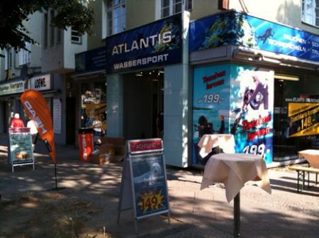 Atlantis Berlin Filiale Berlin-Steglitz,Berlin,Deutschland