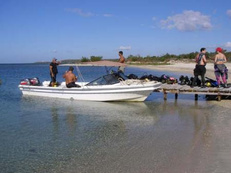 Diving Center Whale Shark,Cienfuegos,Kuba