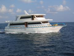M/Y Mariana,Malediven