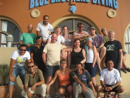 Blue Brothers Diving,El Gouna,Hurghada,Ägypten