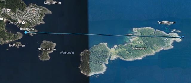 Dvergsoya S from One Ocean, Dvergsoya S., Kristiansand, Norwegen