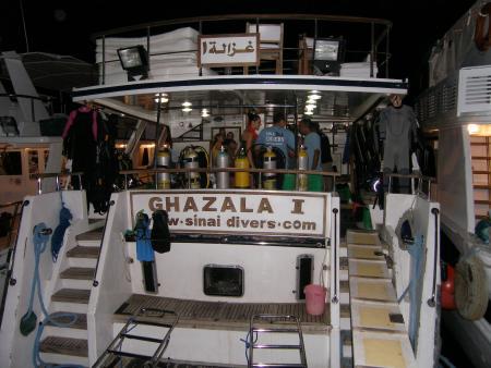 M/Y Ghazala 1,Ägypten