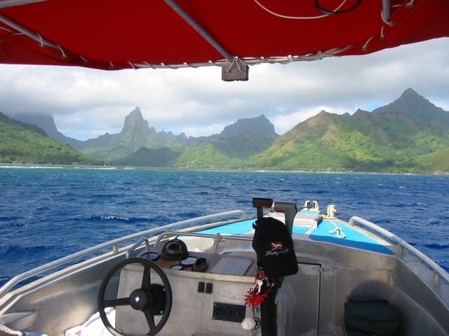 Moorea, Moorea und Fakarava,Französisch-Polynesien