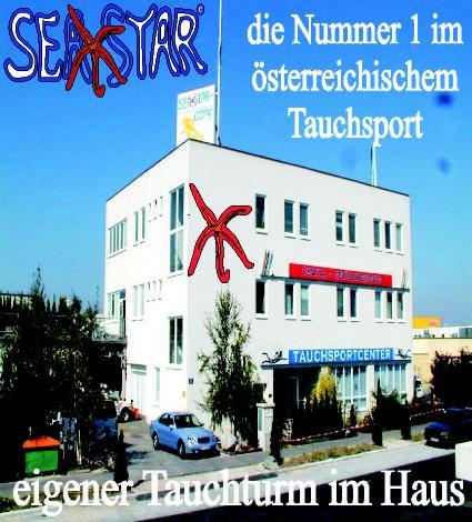 SeaStarTauchsportcenter Wien,Österreich