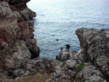 M.E. First Class Divers,Cala Barca,Mallorca,Balearen,Spanien