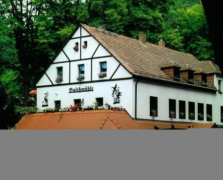 Restaurant & Pension Buschmühle,Niederau/Weinböhla,Sachsen,Deutschland