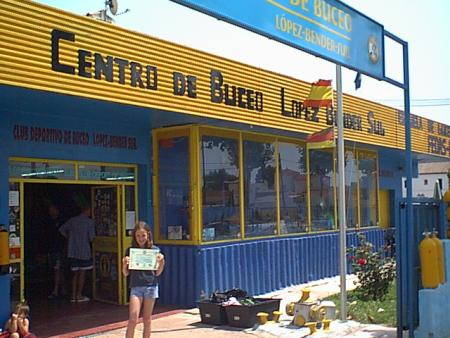 Lopez-Bender-Sub,Festland,Spanien
