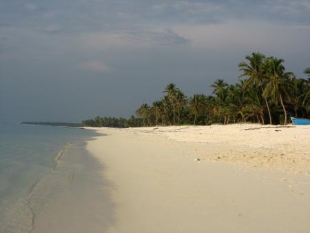 Diveline,Agatti Island,Indien