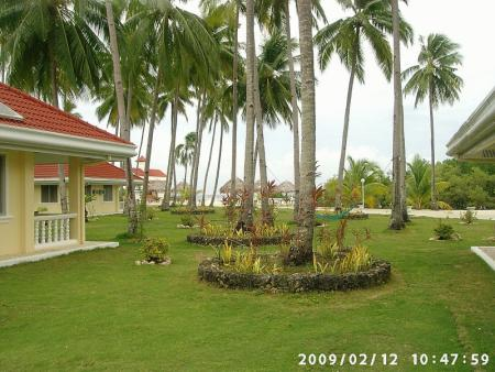 Whispering Palms Island Resort,Sipaway,Negros,Philippinen