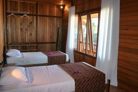 Onong Dive Resort,Siladen Island,Bunaken,Sulawesi,Indonesien