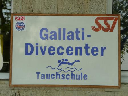 Gallati Dive Center,St. Elena & Constantin,Bulgarien