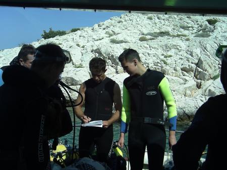 Mirco Diving Center,Barbat,Insel Rab,Kroatien
