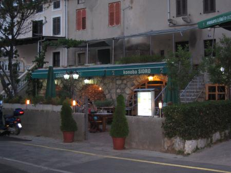 Konoba Sidro,Punat/Krk,Kroatien