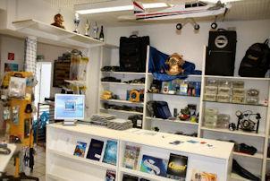 3 in 1 PADI Diver Center Lünen,Nordrhein-Westfalen,Deutschland