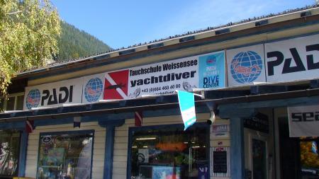 Yachtdiver Techendorf Weißensee,Österreich