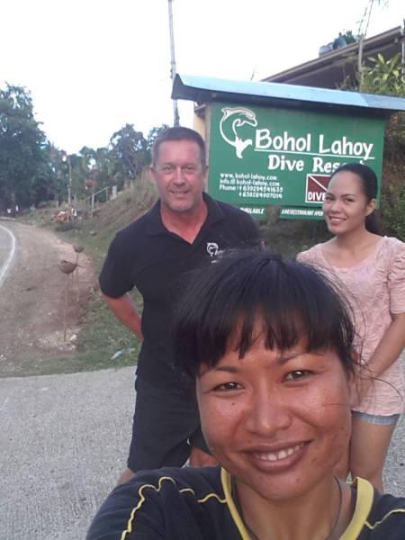 Bohol-Lahoy,Guindelmuan Pang Pang,Philippinen