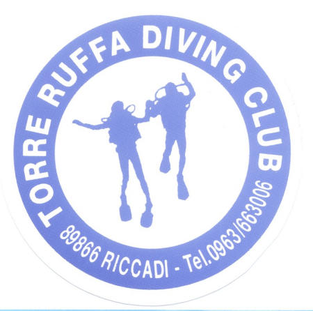 Torre Ruffa Diving Club,Tropea,Italien