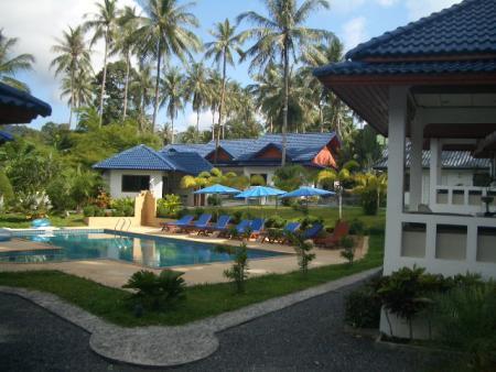 Berghof Hotel,Koh Samui,Thailand