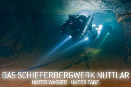 Schieferbergwerk Nuttlar,Nordrhein-Westfalen,Deutschland