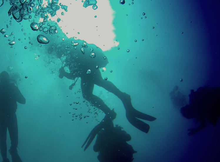 Diving Center Zlatna Luka, Kroatien