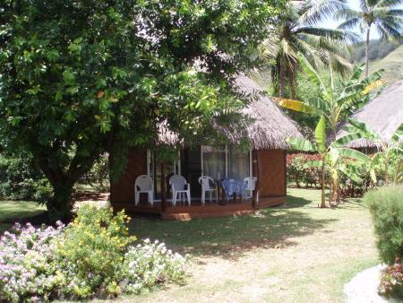 Hotel Les Tipaniers,Moorea,Französisch-Polynesien
