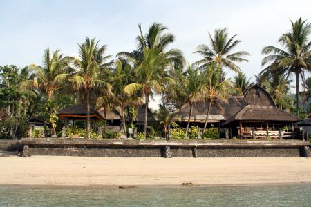 Anom Beach Inn,Candidasa,Indonesien