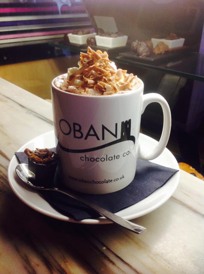 Oban Chocolate Company - Chilli Schokolade, Oban, Chocolate Company, Schottland, Oban Chocolate Company, Großbritannien