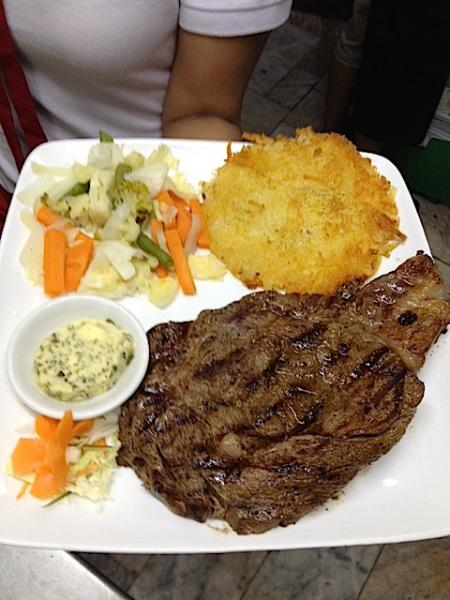 Papa Freds Steakhouse,Philippinen