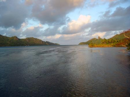 Mahana Dive Center,Huahine,Französisch-Polynesien