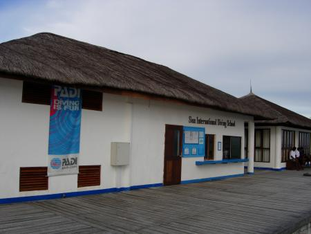 Olhuveli,Sun International Diving School,Malediven