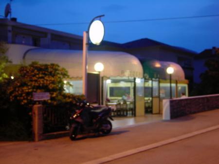 Restauran Saloon,Baska,Krk,Kroatien