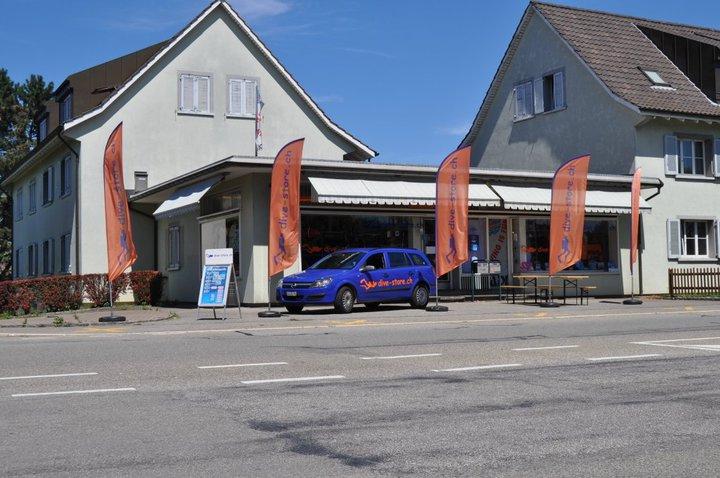 Unser Partner Shop - Dive-Store.ch, 4302 Augst, Freizeit-Center M. Müller, Schweiz