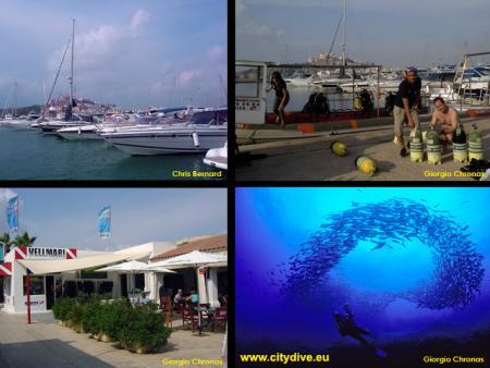 Scuba Ibiza Diving Centre,Ibiza,Balearen,Spanien