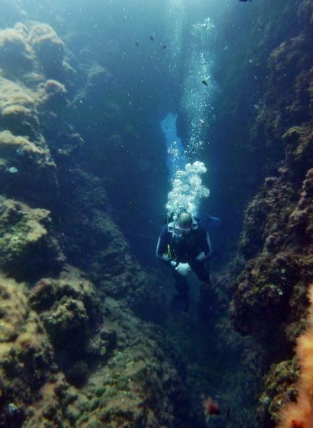 Diving Center,Cala Pada,Ibiza,Balearen,Spanien