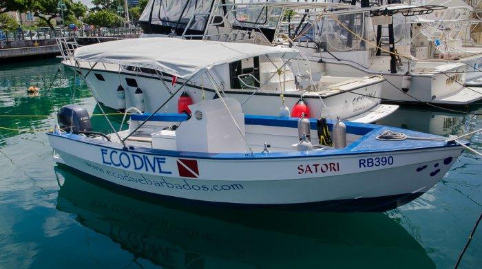 EcoDive Bridgetown, Barbados