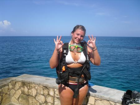 Dream Team Divers Negril,Jamaika