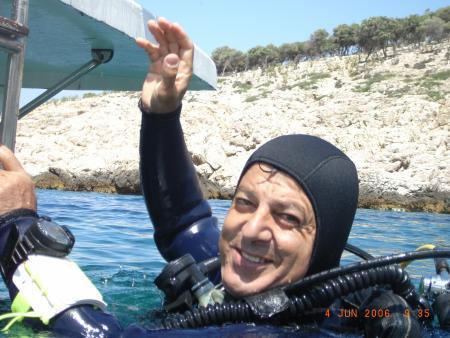 Potos,Insel Thassos,Griechenland