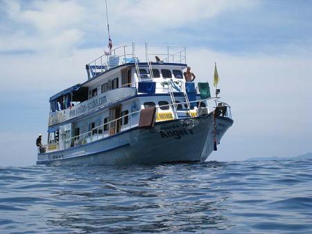Similan Scuba Adventures,Khao Lak,Andamanensee,Thailand