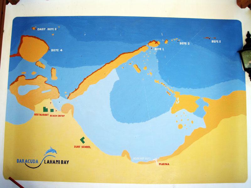 Lahami Bay Hausriff, Lahami-Beach-Resort,Ägypten