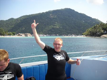 Silent Divers,Koh Samui,Golf von Thailand,Thailand