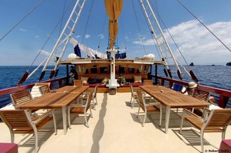 S.M.Y. The Seven Seas Bali,Indonesien