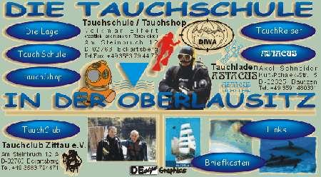 Tauchschule / -shop Elfert,Eckartsberg,Sachsen,Deutschland