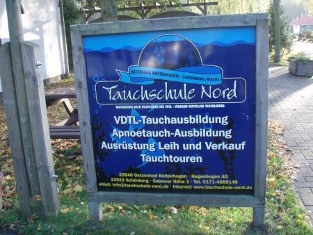 Tauchschule Nord,Boltenhagen,Mecklenburg-Vorpommern,Deutschland