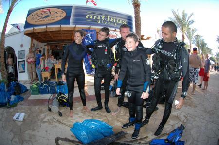 Anthiasdivers,Sharm el Sheikh,Sinai-Süd bis Nabq,Ägypten